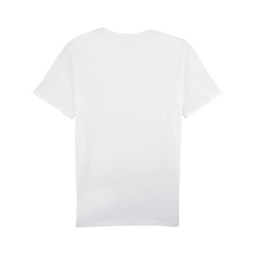 Back White Champion Du Monde Man's T-shirt