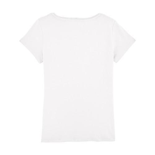 Back White Champion Du Monde Woman T-shirt