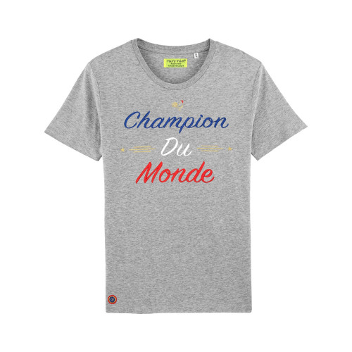 Grey Champion Du Monde Man's T-Shirt