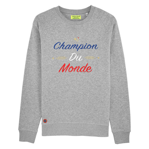 Grey Champion Du Monde Man's Sweat