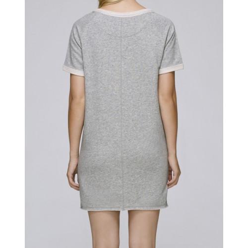 Side Woman Grey Mumderful Dress