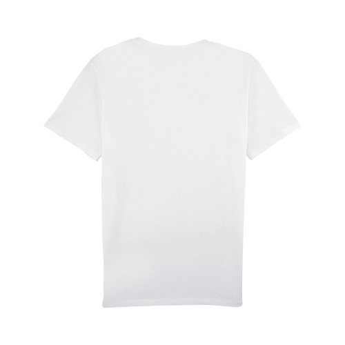 Back White Champion Du Monde Man's T-shirt