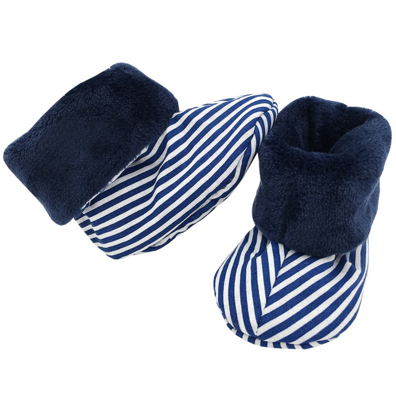 Bootee Jean Paul Gaultier. Original birth gift for baby. Made in France